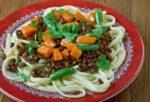 Vegan Bolognese Pasta Recipe