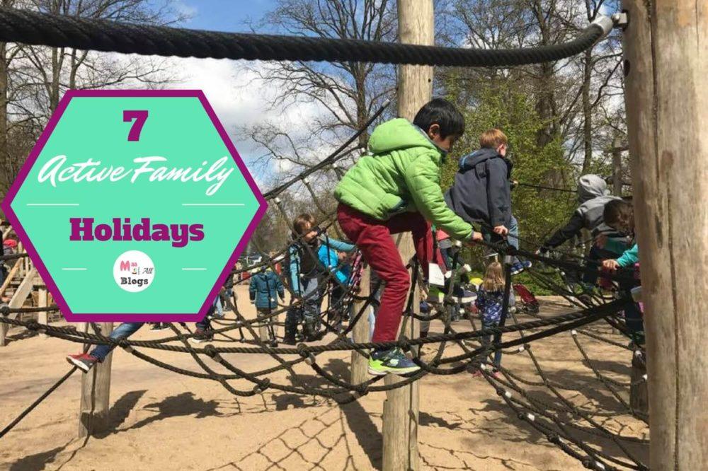 A Family Affair: 7 Active Family Holidays