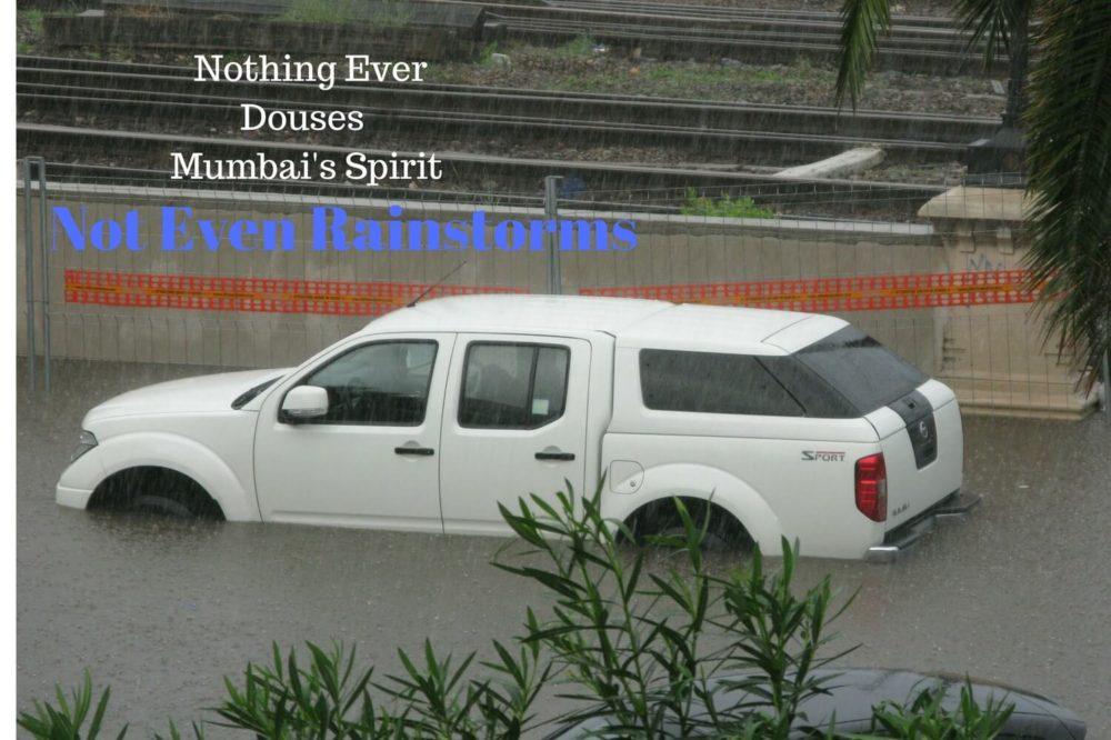 Mumbai Rains Brings Out The Goodness In People: Saluting The Spirit Of Mumbai
