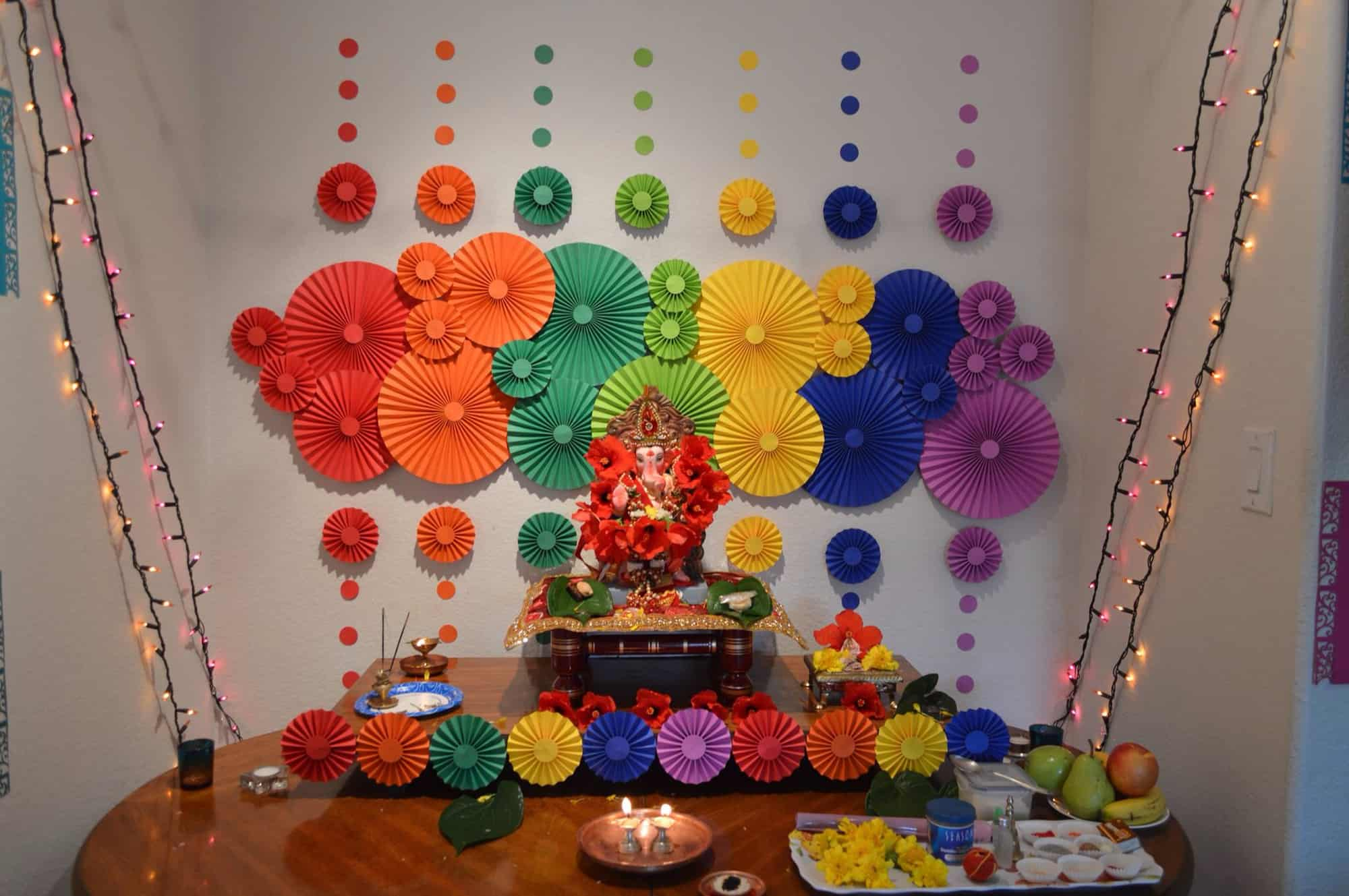 Flower Ideas For Home Decoration: Ideas To Get Your Kids Involved This Ganesh Chaturthi