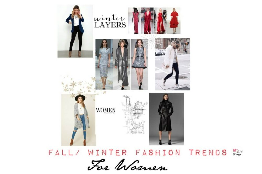 Autumn Winter 2017 Trends For Women: Retro Is Back