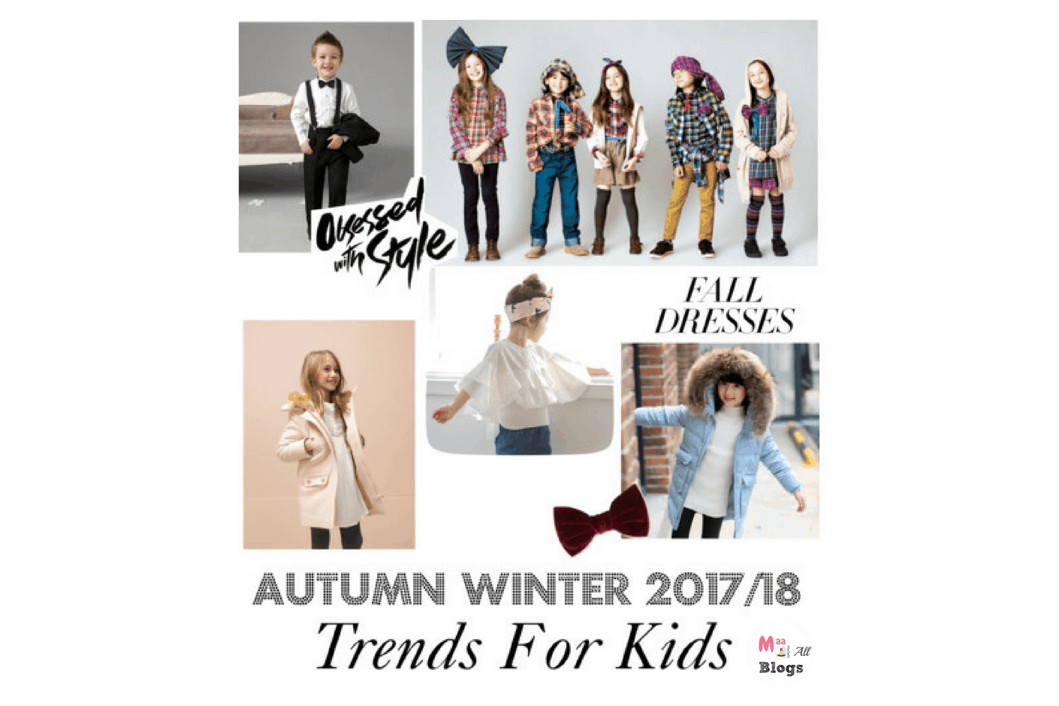 6ad4fb335668 Autumn Winter 2017 trends for kids  Bring Back The Cool