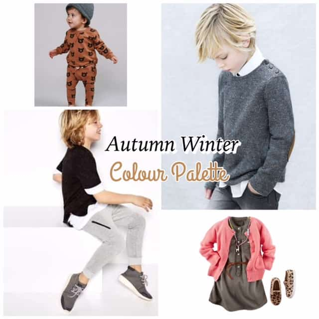 79f24efc8 Autumn Winter 2017 trends for kids  Bring Back The Cool