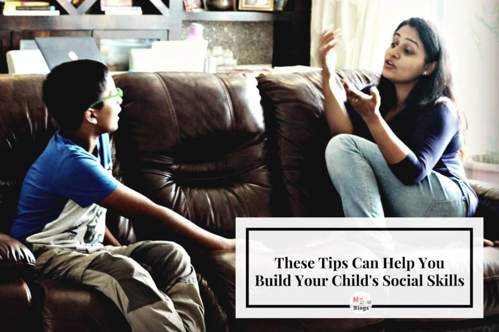 These Tips Can Help You Build Your Child's Social Skills