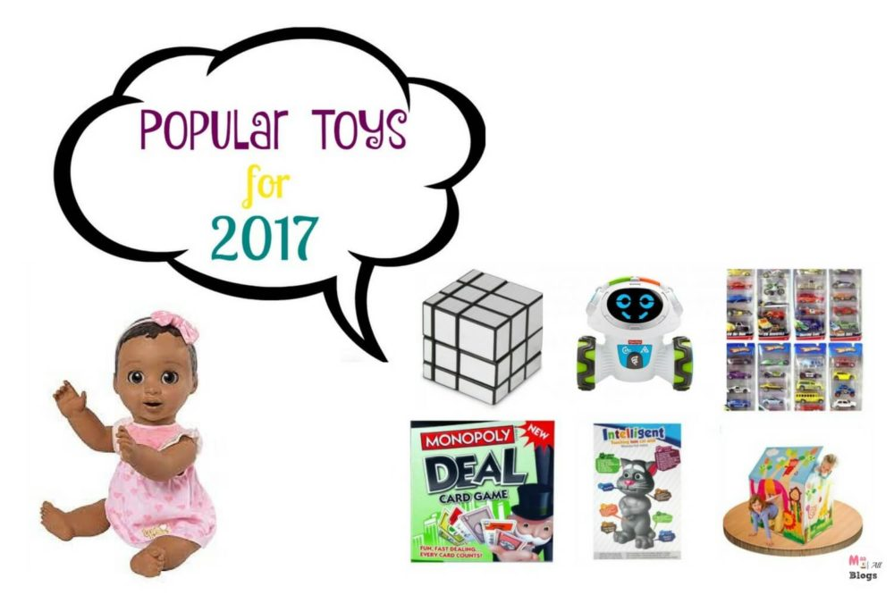 Our Picks: Popular toys for 2017