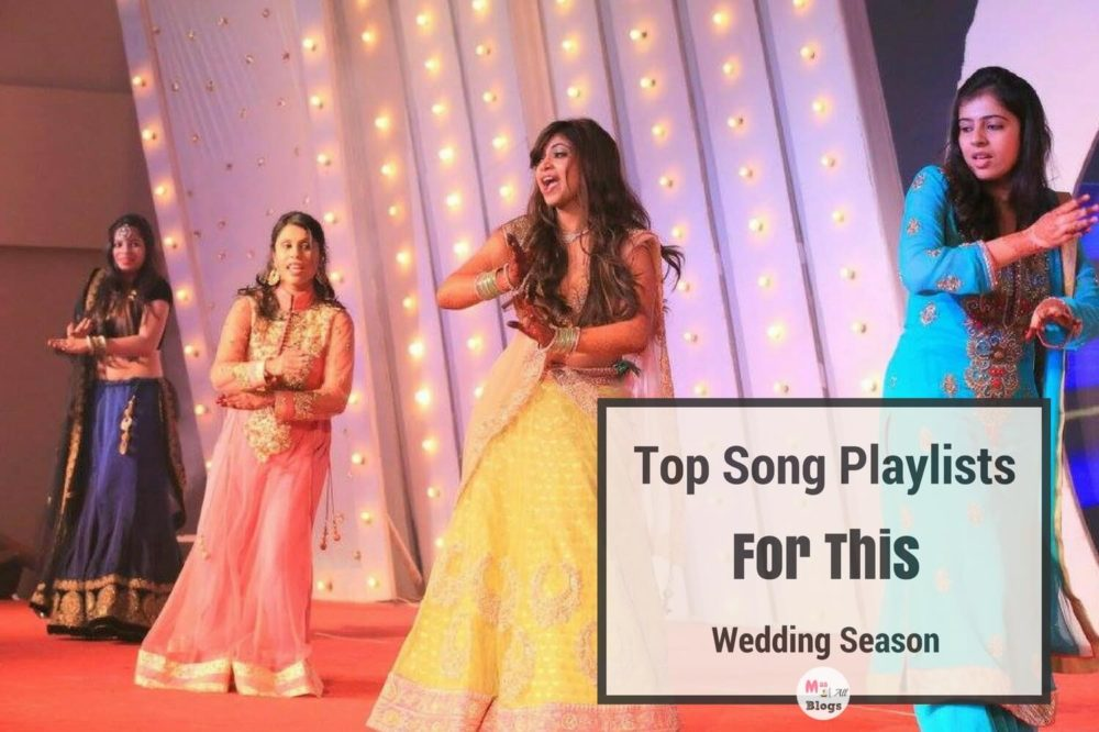 Top Wedding Songs Playlist For This Season!