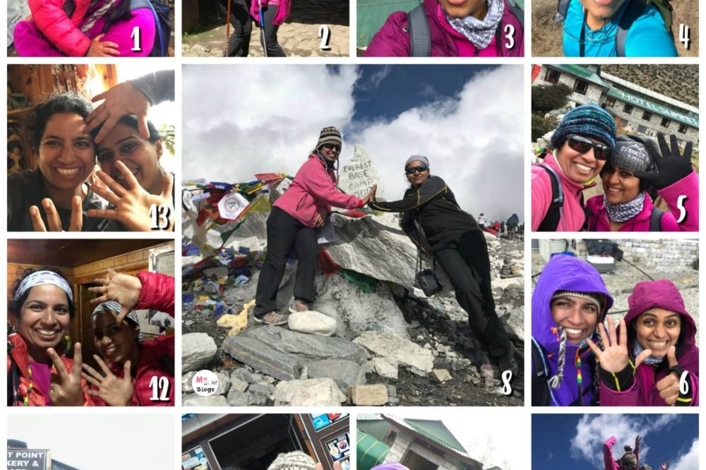 14 days of Everest Base Camp: Pages From My Travel Journal II