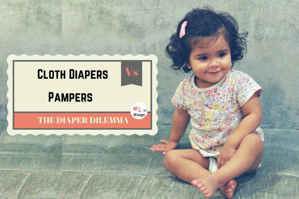 The Diaper Dilemma: Cloth Diaper Vs Pampers