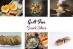 Guilt-free healthy evening snacks ideas!