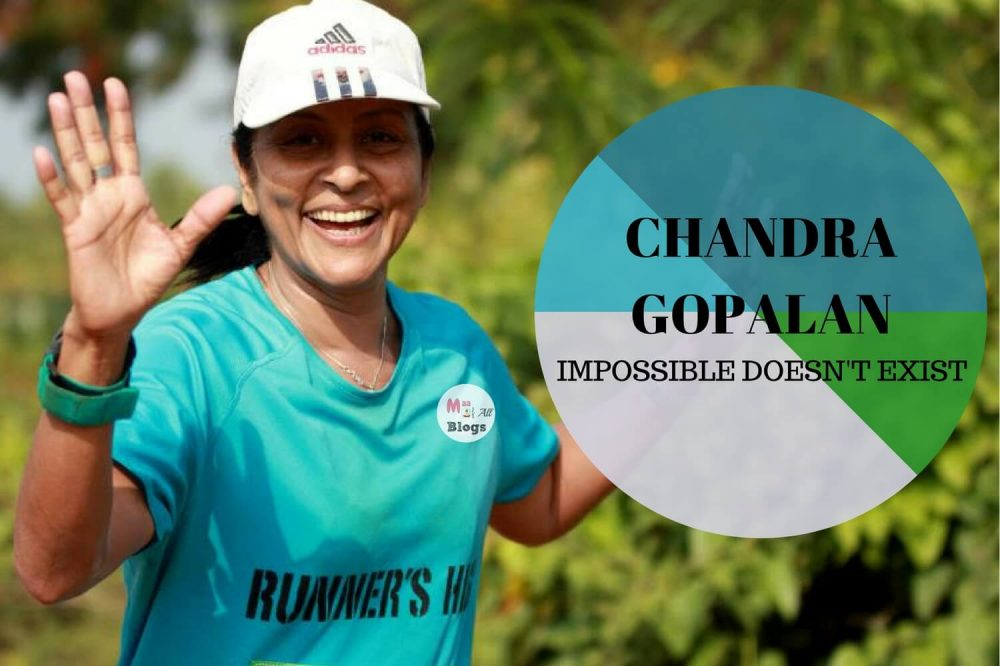 Chandra Gopalan: Impossible Doesn't Exist