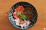 Black Chana Salad Recipe