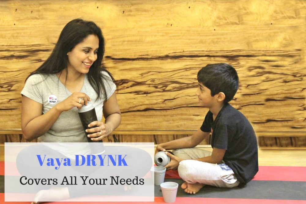 Vaya Drynk Review: Covers All Your Needs