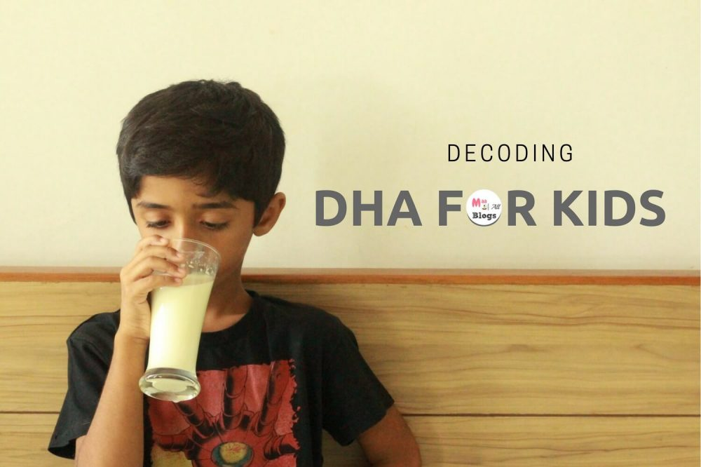 Decoding DHA For Your Child's Development