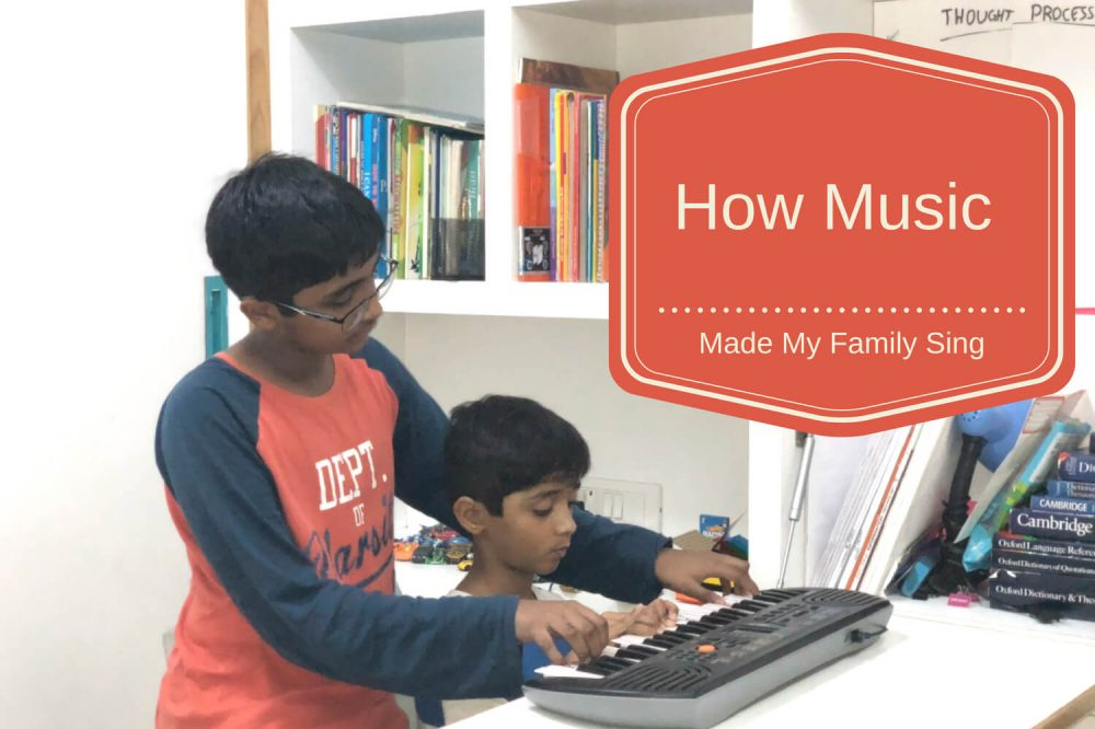 How Music Made My Family Sing