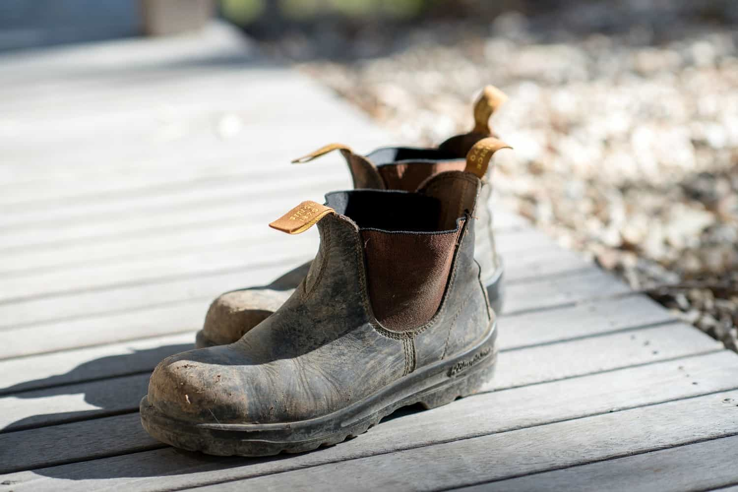 care for Dirty shoes in monsoon