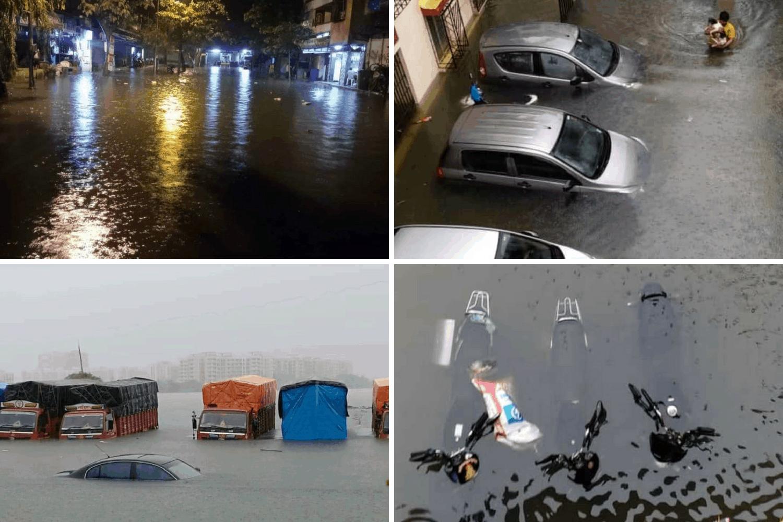 Monsoons In Mumbai