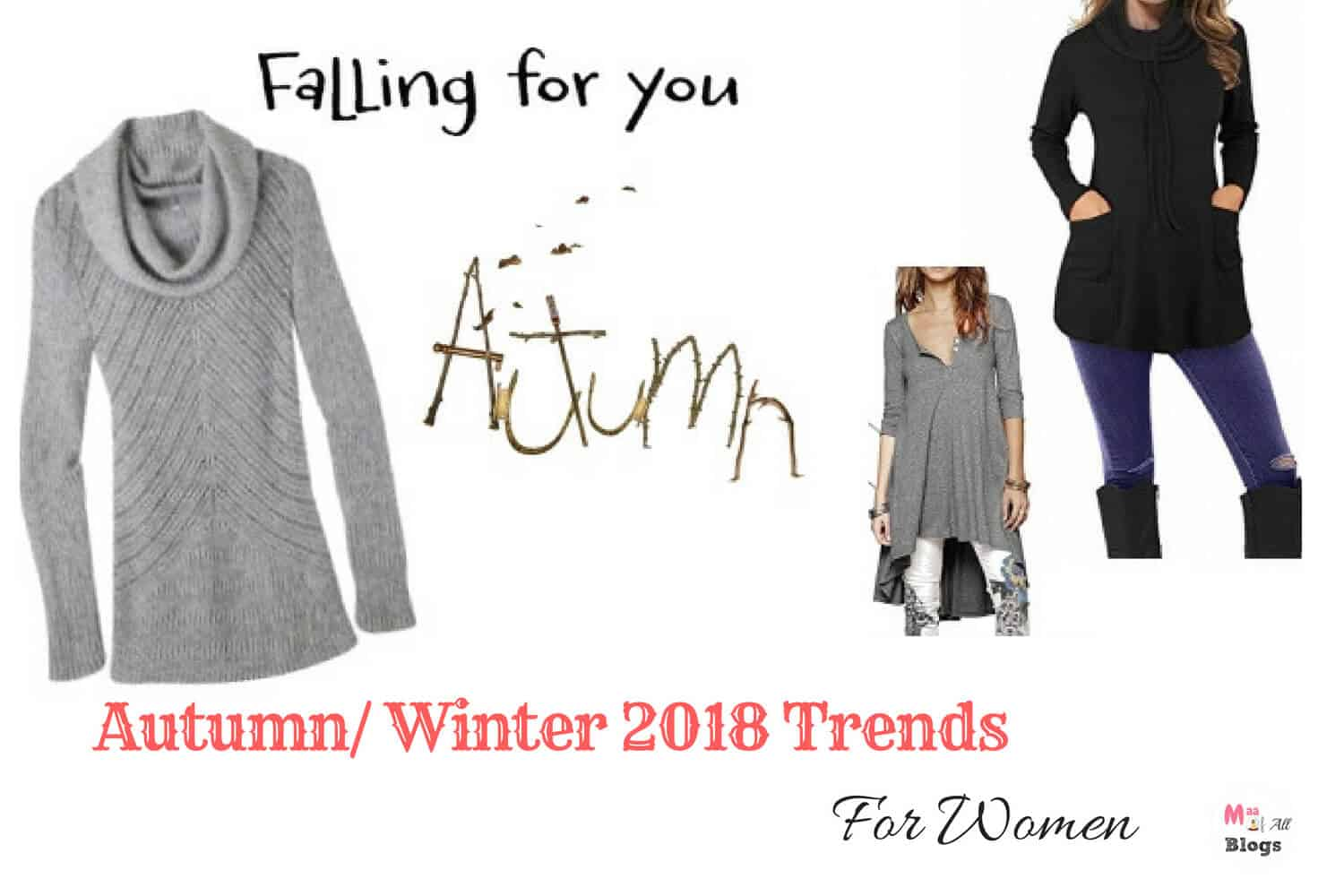 e2ce1a9a7232 Autumn Winter 2018 Trends For Women Comfort Is The Key