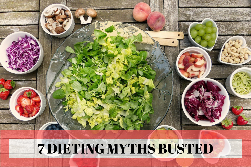 7 Dieting Myths Busted