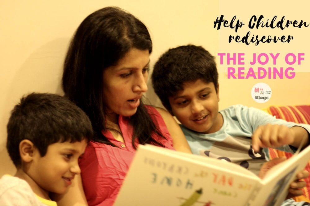 Helping Children Discover The Joy Of Reading
