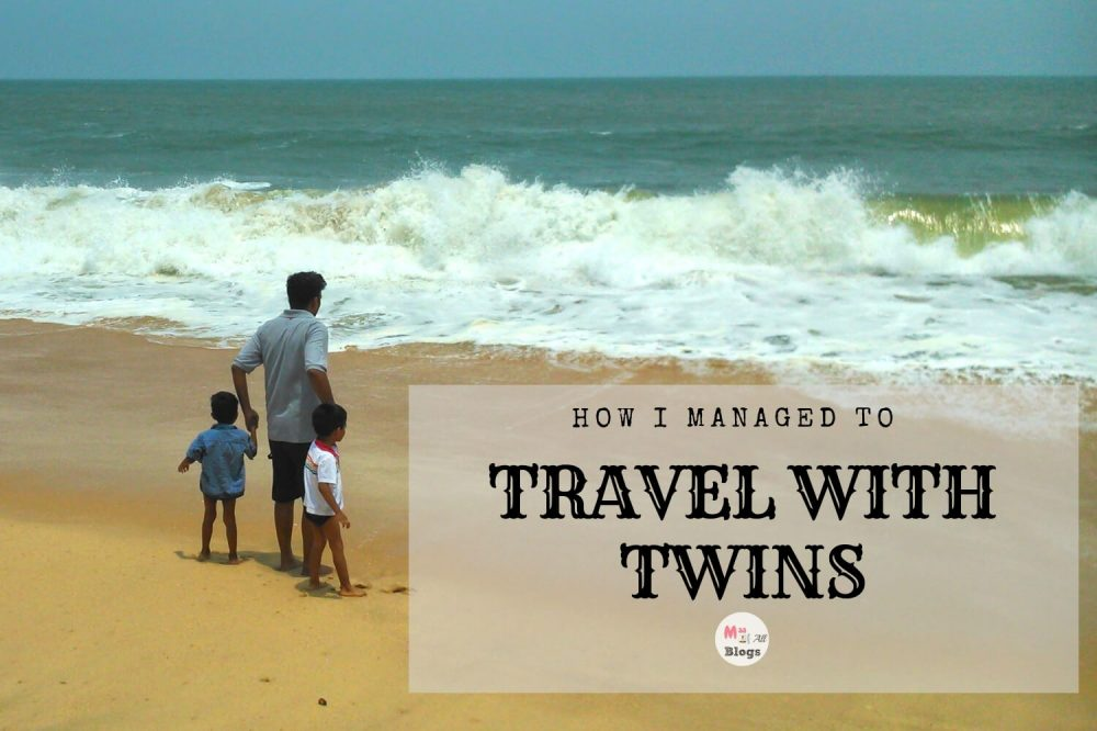 How I Managed To Travel With Twins