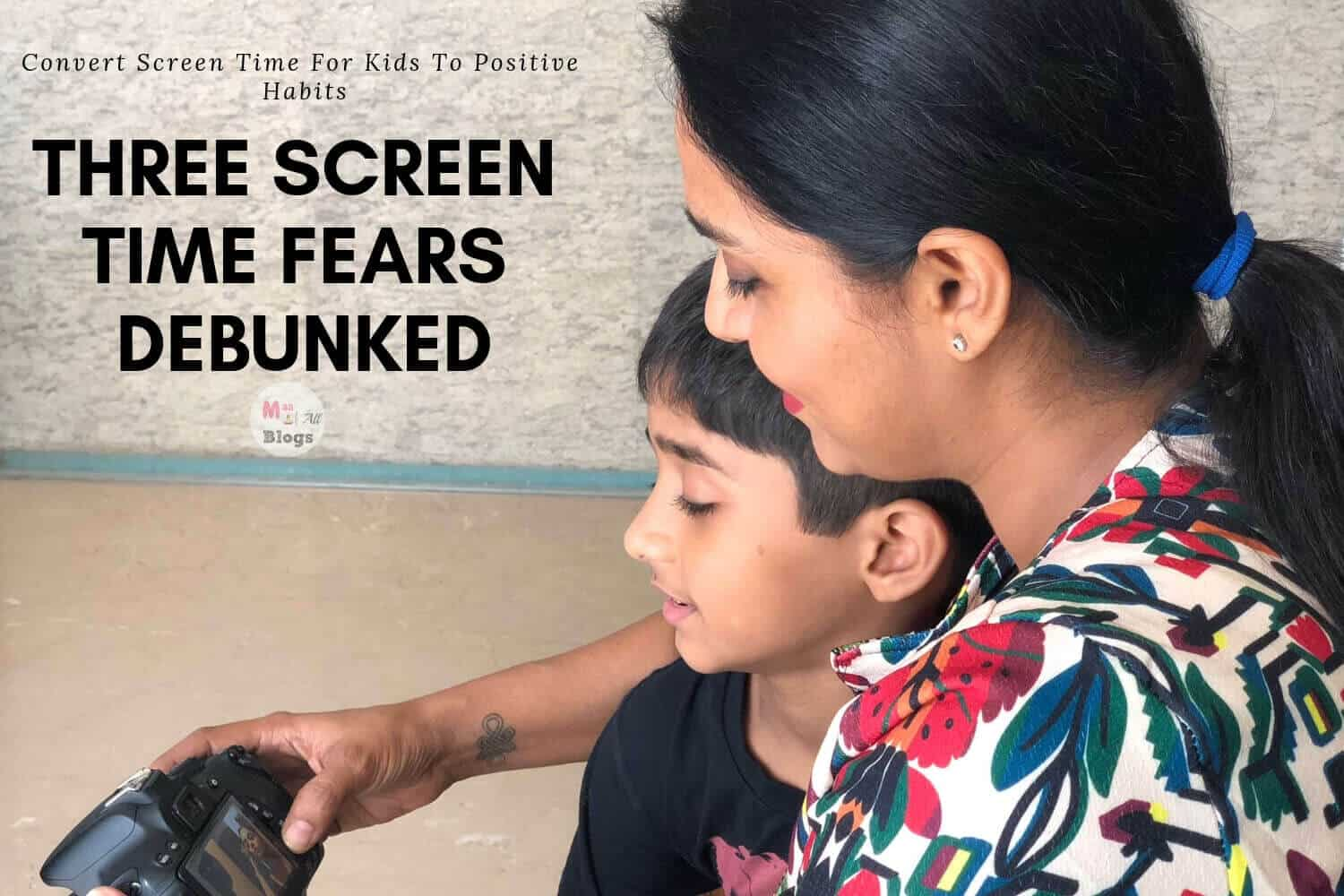 Three Screen Time Fears Debunked