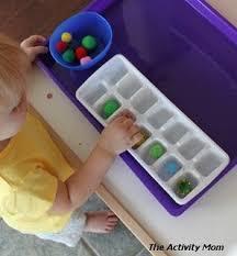Activities to do with pre-schoolers